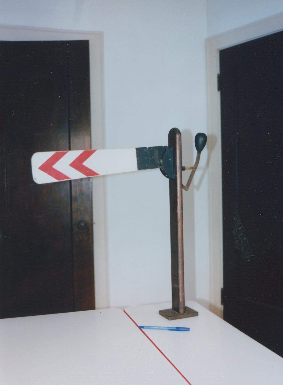 Villard Auto Signal Co. semaphore