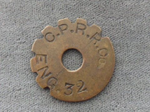 CPRR Wood Token