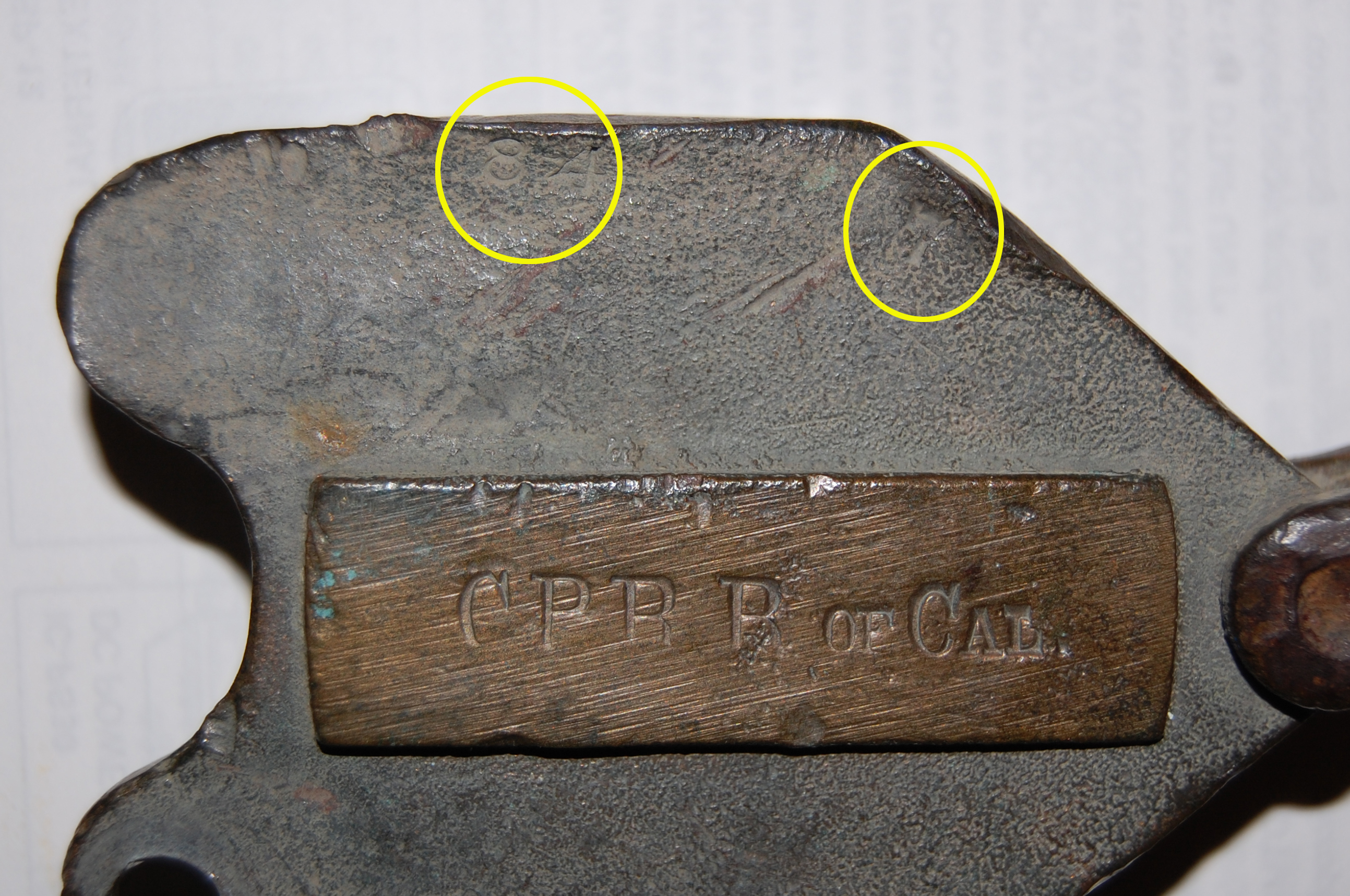 CPRR Lock