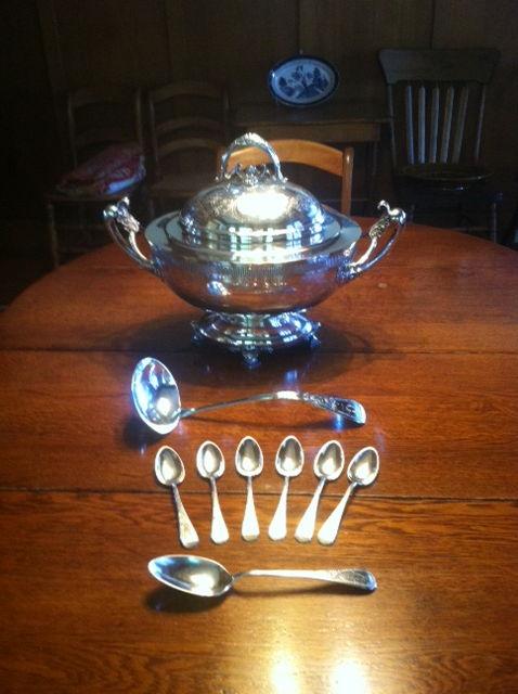 Silver Tiffany