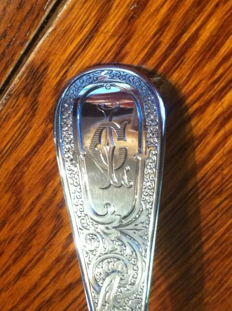 Spoon Monogram