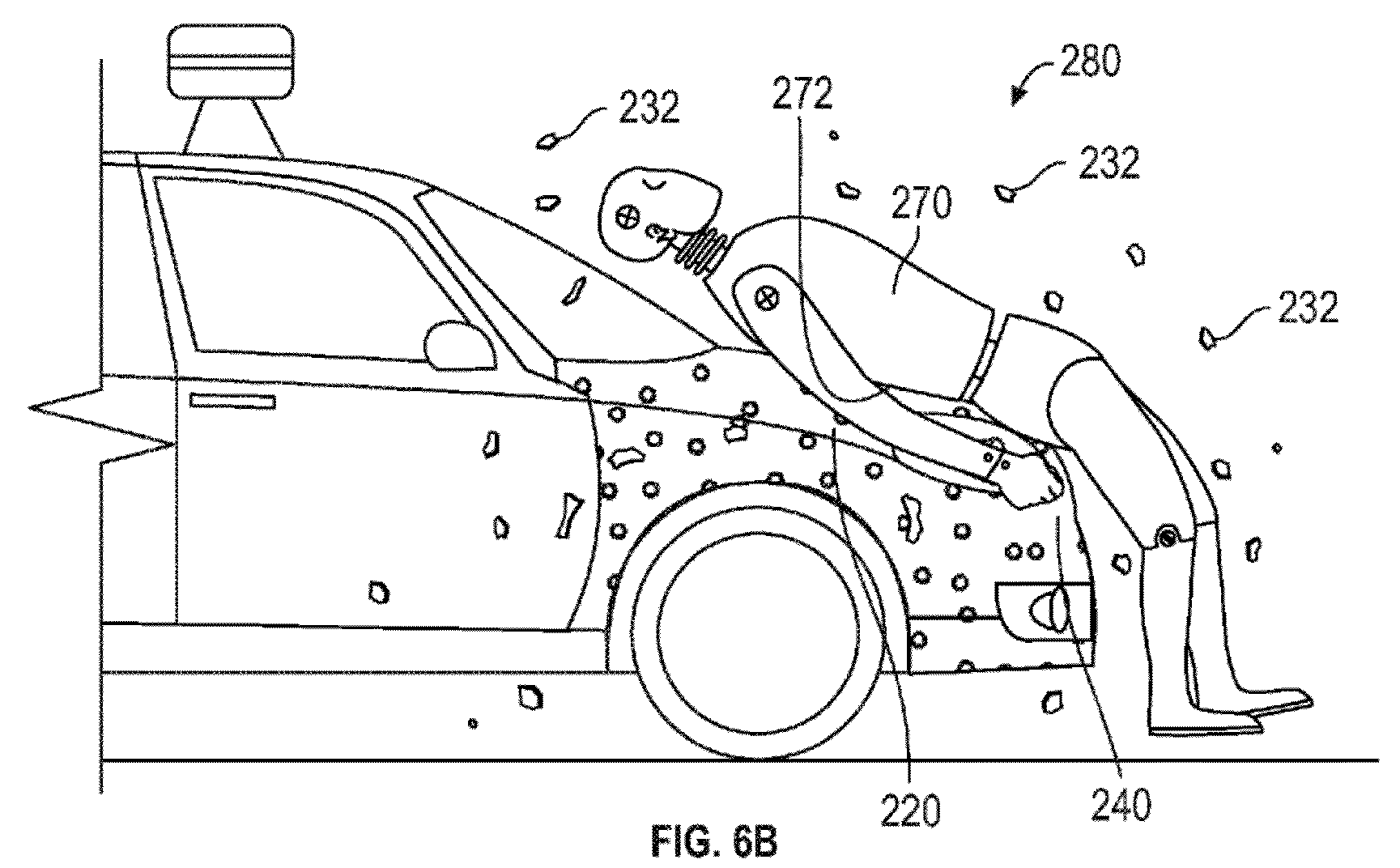 Google's Pedestrian Flypaper Patent