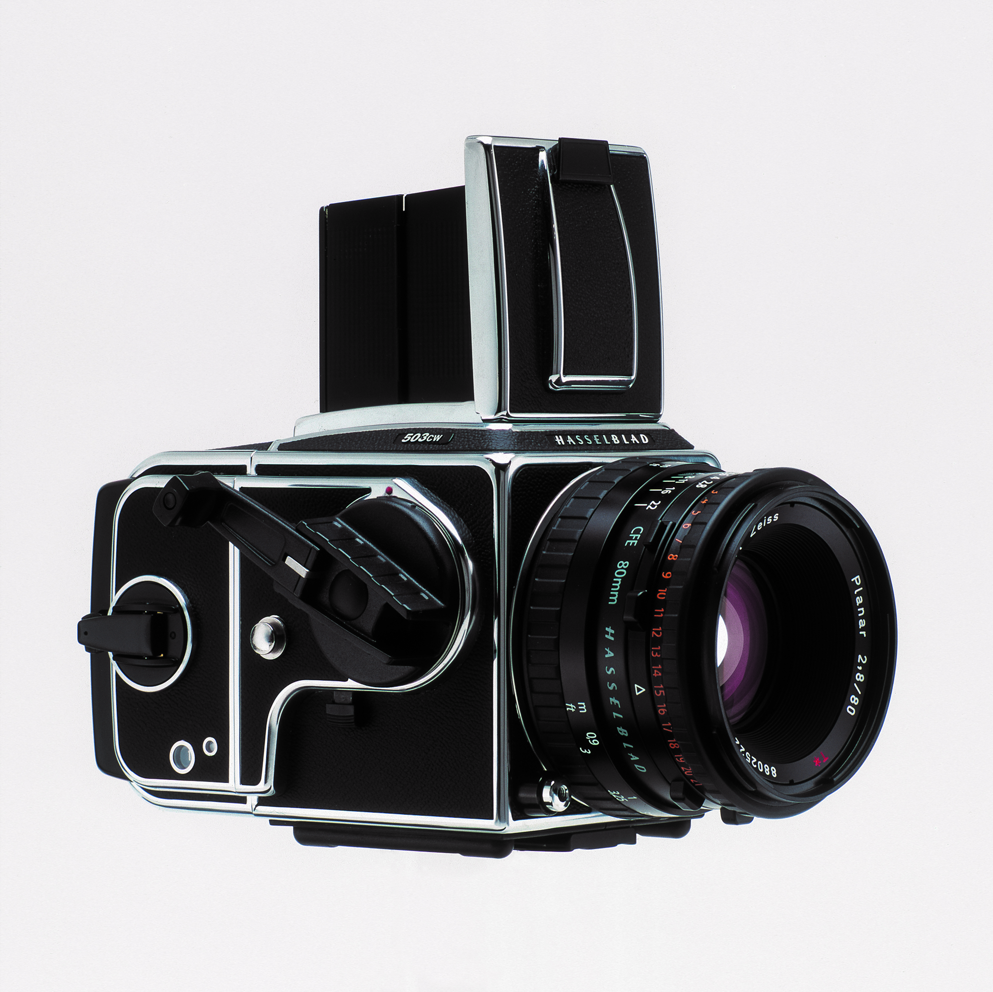 Last Hasselblad V Camera
