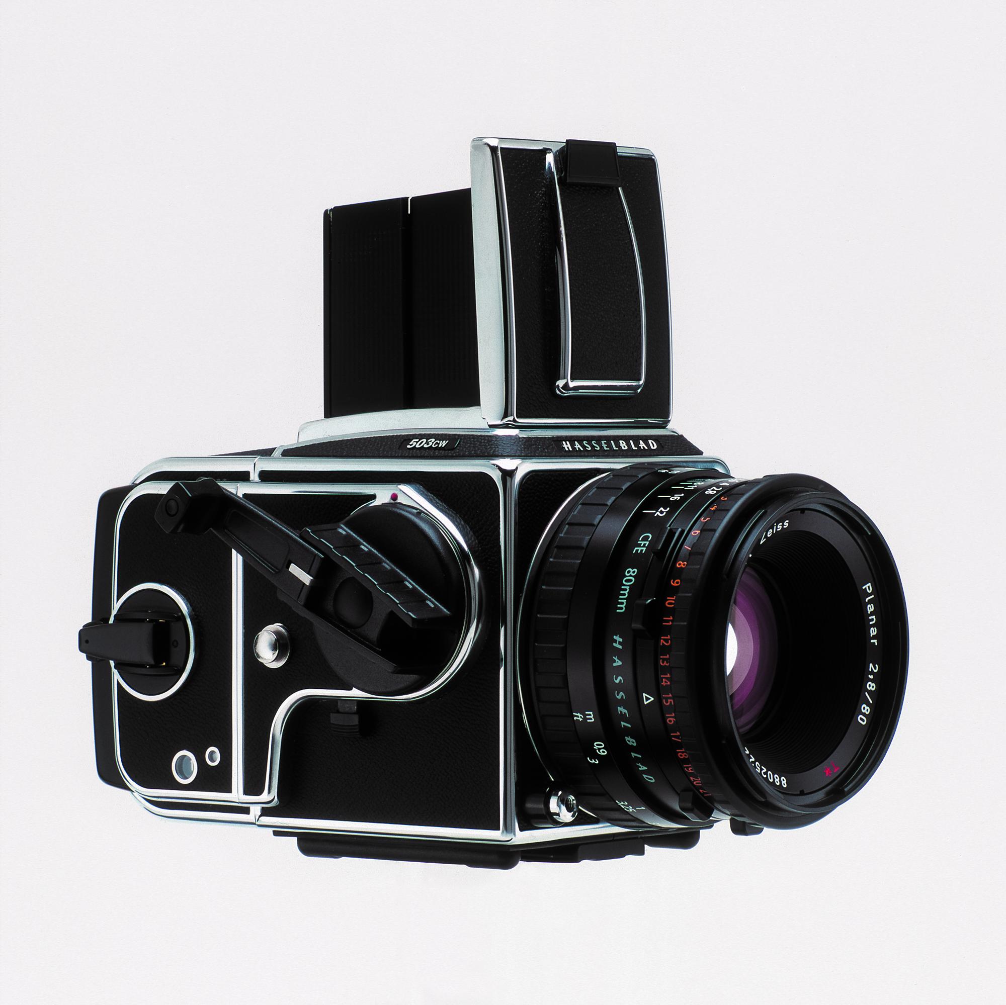Last Hasselblad V Camera