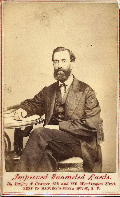 James Abram Kleiser, c. 1869