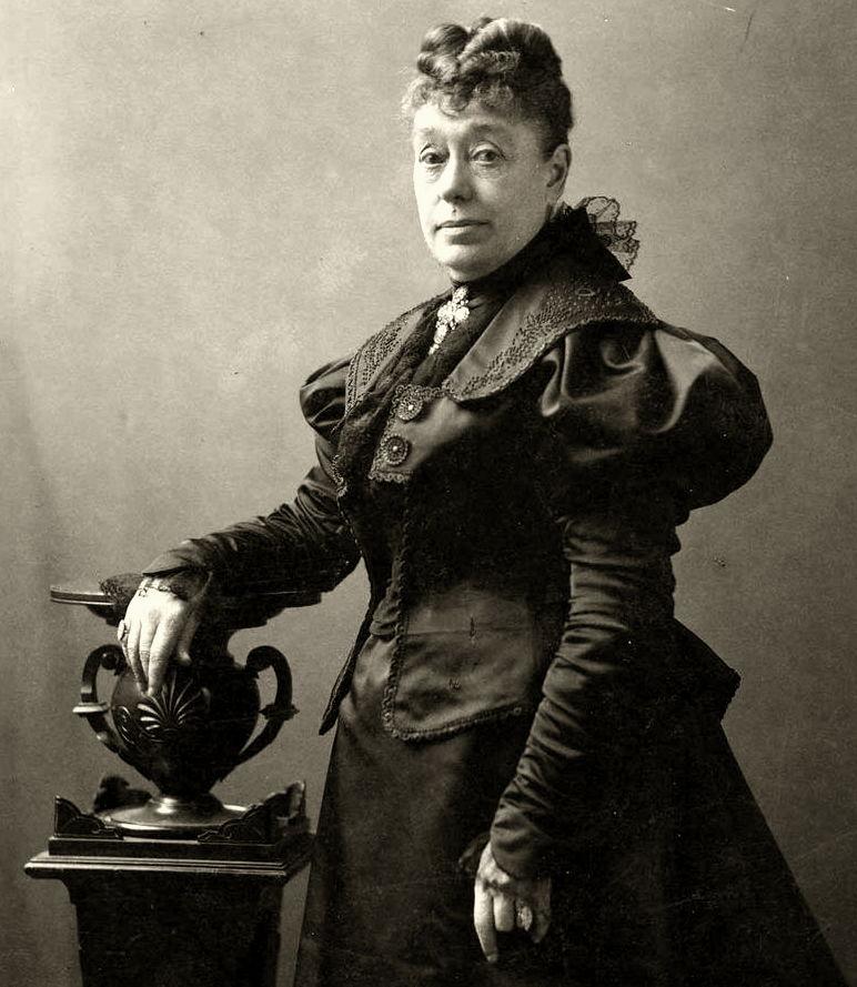 Jane Lathrop Stanford