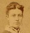 Margaretha Bellmer Stahl, 1876