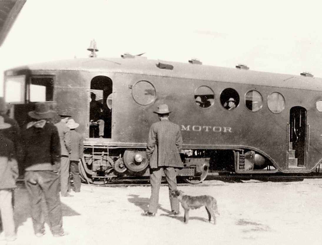 Maricopa Train