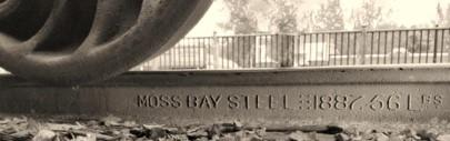 Moss Bay Steel 1887 56 lbs