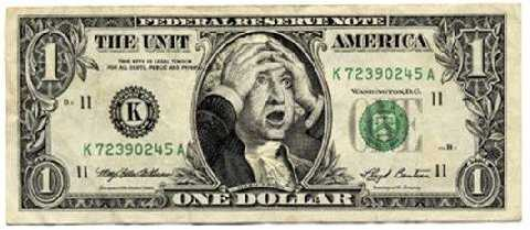 Unstable dollar.