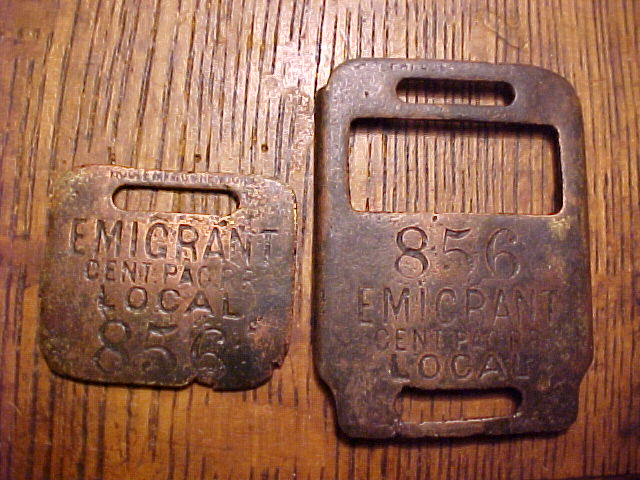 CPRR Baggage Tags