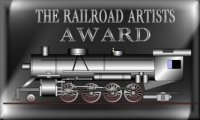 Railroad Artists Award